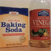 Apple Cider Vinegar & Baking Soda