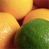 Orange and Limes