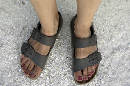 How to Get Smell Out of Birkenstocks