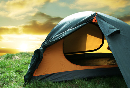 How to Get Smell Out of Tent