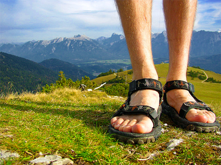 How to Get Smell Out of Teva Sandals