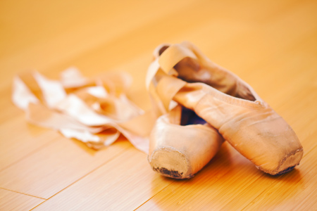 How to Get Smell Out of Ballet Flats
