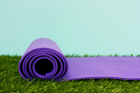 How to Get Smell Out of a Yoga Mat