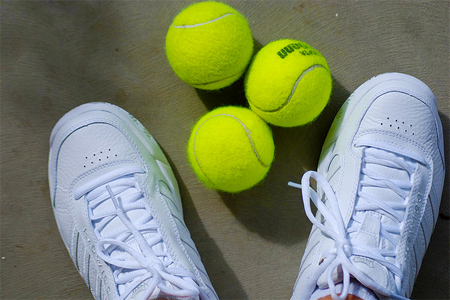 How to Get Smell Out of Tennis Shoes