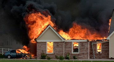 How to Get Burnt Smell Out After House Fire