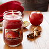 Apple-Cinnamon Candle