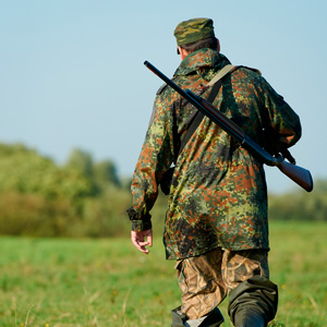 hunting-clothes
