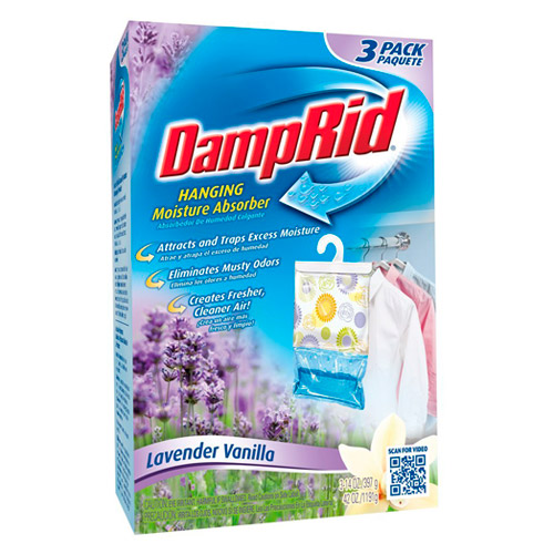 DampRid  Hanging Moisture Absorber Review