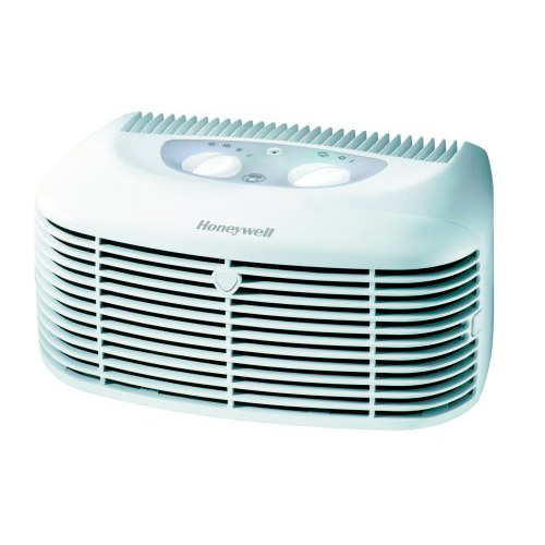 Honeywell Compact Air Purifier with Permanent HEPA Filter, HHT-011 Review
